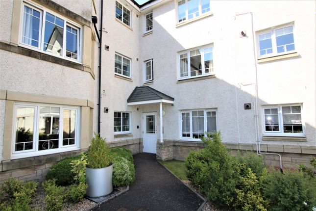 Thumbnail Flat for sale in Dalzell Drive, Motherwell