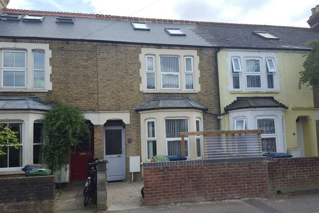 Thumbnail Terraced house to rent in Magdalen Road, Oxford