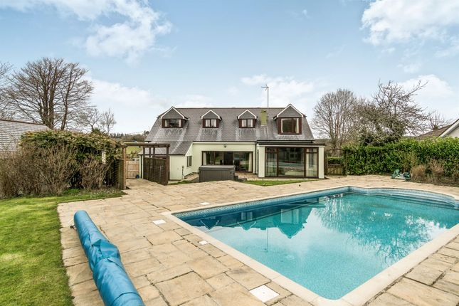 Thumbnail Detached house for sale in Larch Grove, Plympton, Plymouth
