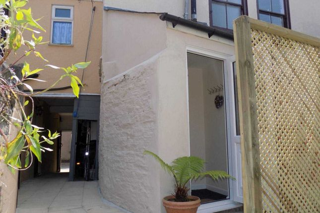 Thumbnail Flat for sale in Richards Terrace, St. Andrews Street, Millbrook, Torpoint