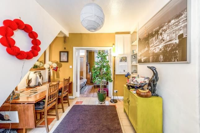 Dining Room of Malwood Street, Liverpool, Merseyside L8