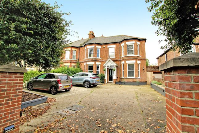Thumbnail Semi-detached house for sale in Chesswood Road, Worthing, West Sussex