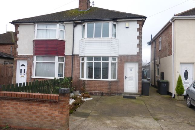 Thumbnail Semi-detached house to rent in Whiting Avenue, Toton, Toton