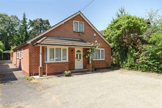 Thumbnail Bungalow to rent in Barkham Ride, Finchampstead, Wokingham