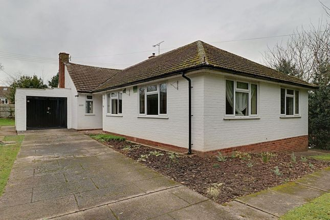 Thumbnail Bungalow to rent in Fayre Oaks Drive, Kings Acre, Hereford
