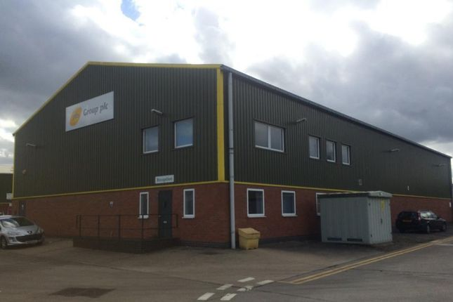 Thumbnail Industrial to let in Unit I, Riverside Industrial Estate, Fazelely, Tamworth