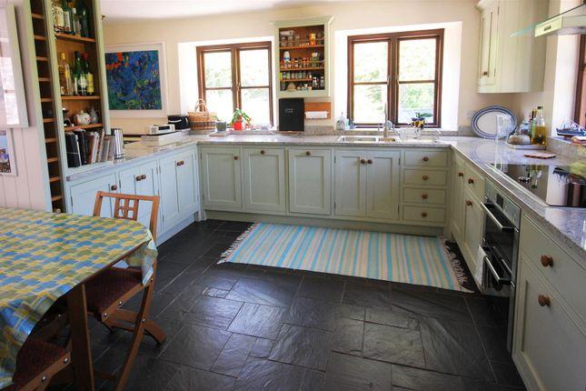 Kitchen of Churchtown, St. Levan, Penzance TR19