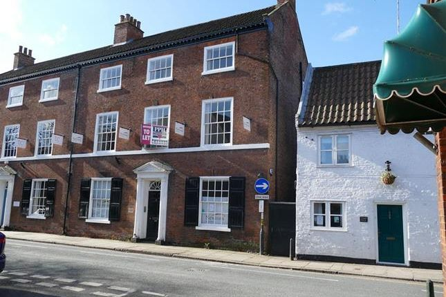Office to let in Lairgate, Beverley, East Yorkshire