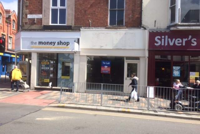 Thumbnail Retail premises to let in 85 High Street, Rhyl