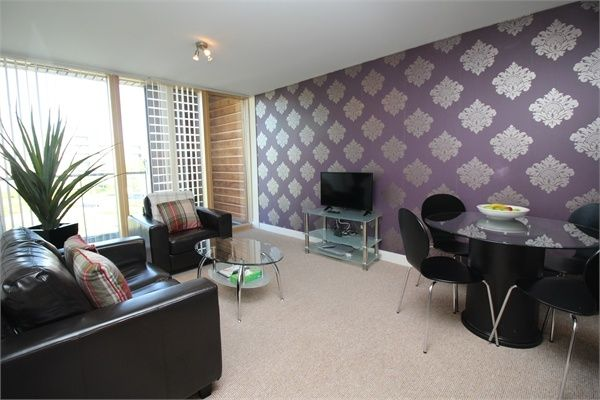 2 bed flat to rent in Jade House, 325 South Row, Milton Keynes
