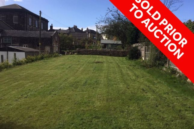Thumbnail Land for sale in Chapel Bank, Mow Cop, Stoke-On-Trent