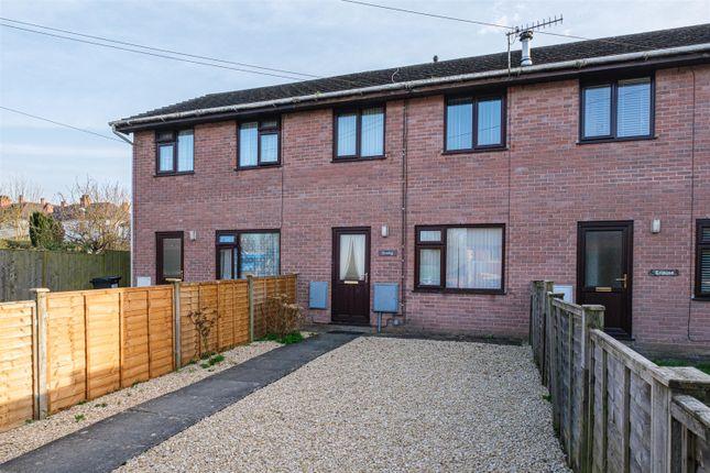 Thumbnail Terraced house for sale in Dyffryn Road, Llandrindod Wells