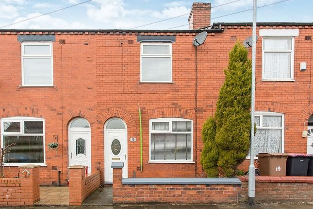 Thumbnail Terraced house to rent in Albemarle Road, Swinton, Manchester