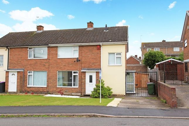 Thumbnail Semi-detached house for sale in 10 Matlock Avenue, Dawley, Telford