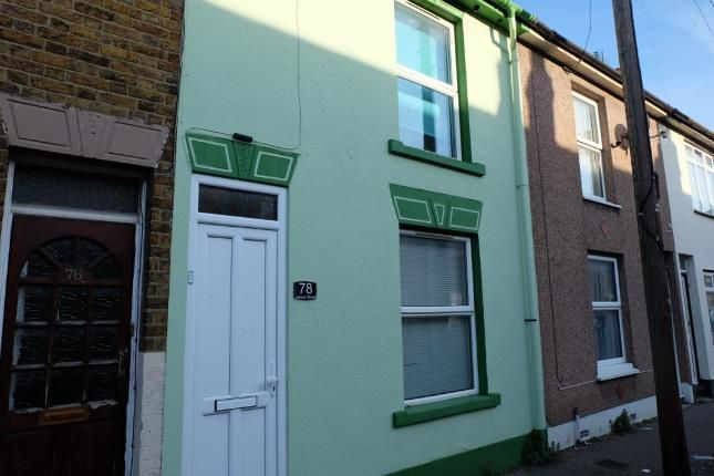 Front of James Street, Sheerness, Kent ME12