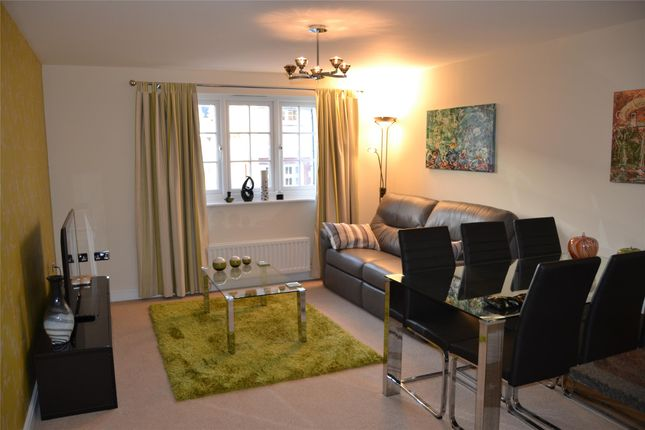 Living Room of Danby Street, Cheswick Village BS16