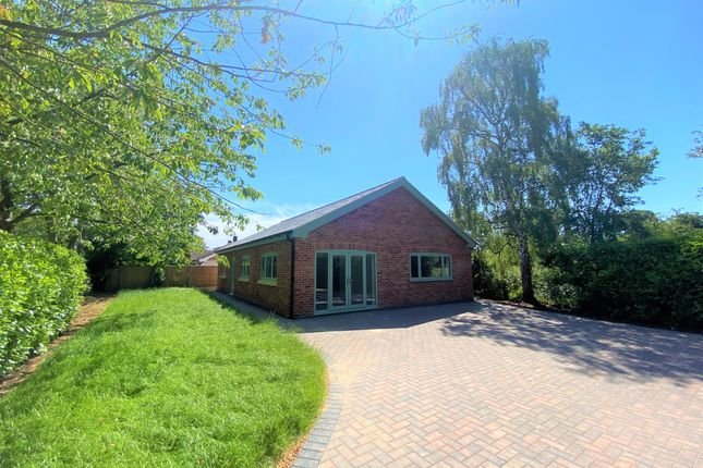 Thumbnail Detached bungalow for sale in Main Street, Carlton-On-Trent, Newark
