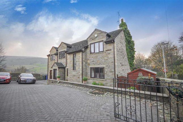 Thumbnail Detached house for sale in Dobbin Lane, Rawtenstall, Rossendale