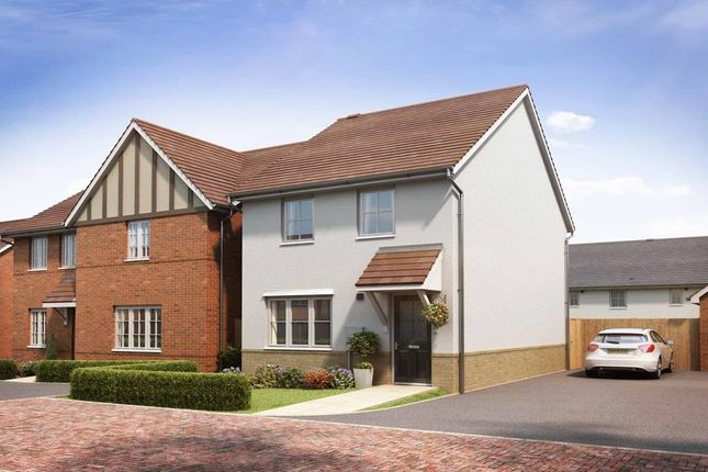 "Thumbnail Semi-detached house for sale in ""Maidstone"" at Marsh Lane, Harlow"