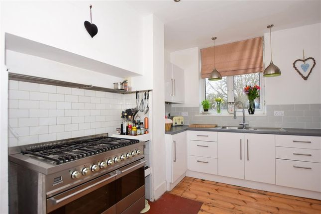 Thumbnail Semi-detached house for sale in Alder Road, Folkestone, Kent