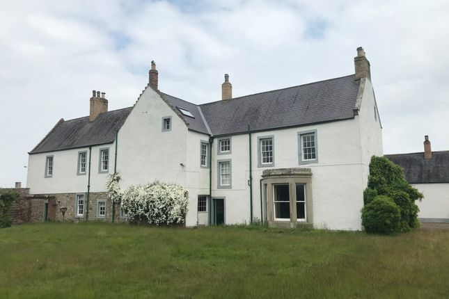 Thumbnail Equestrian property for sale in Cornhill House, Cornhill On Tweed
