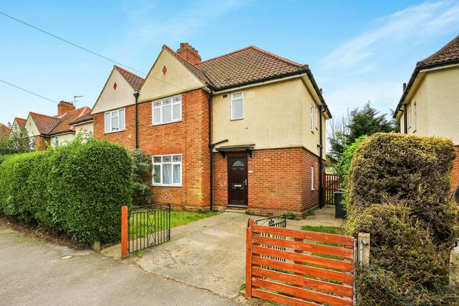 Thumbnail Semi-detached house for sale in Spenser Road, Ipswich