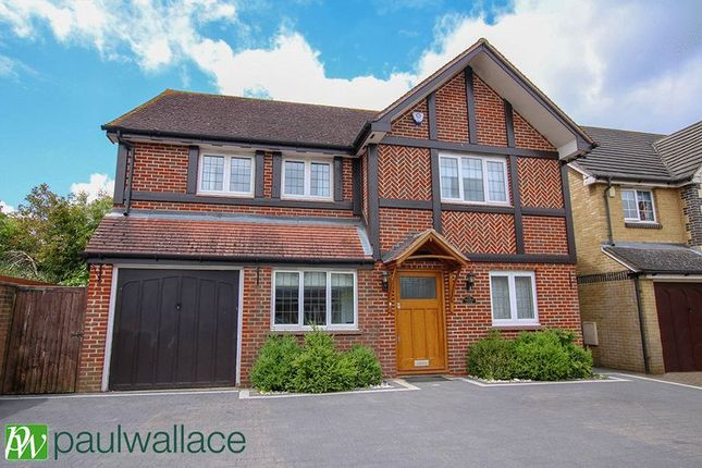 Thumbnail Detached house for sale in Starkey Close, Cheshunt, Waltham Cross