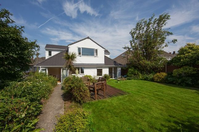 Thumbnail Detached house for sale in Oakleigh Close, Backwell, Bristol
