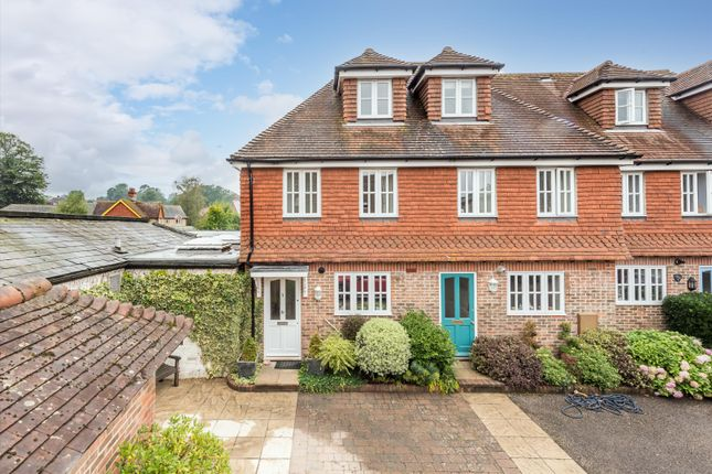 3 bed semi-detached house for sale in North Street, Midhurst, West Sussex GU29