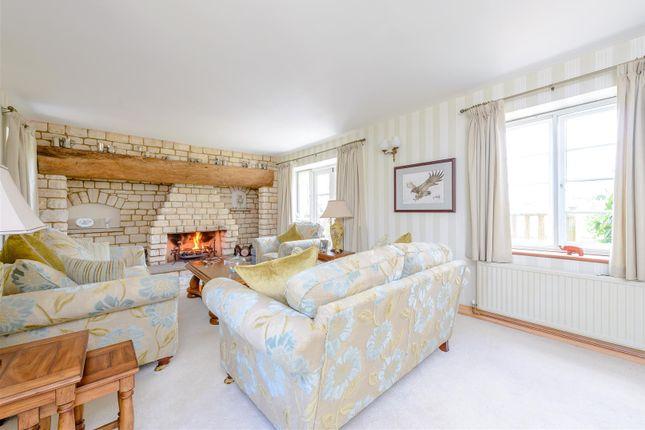 Sitting Room of Marston St. Lawrence, Banbury, Northamptonshire OX17