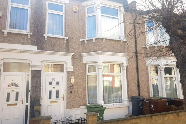 Thumbnail Terraced house to rent in Eric Road, Chadwell Heath, Romford