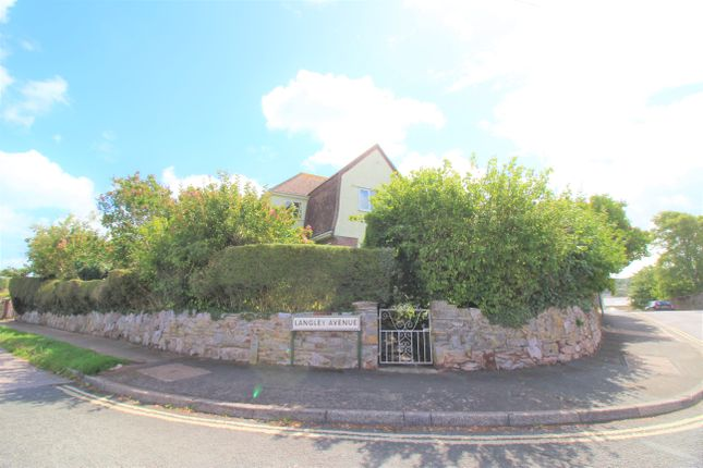 Thumbnail Detached house for sale in Langley Avenue, Brixham