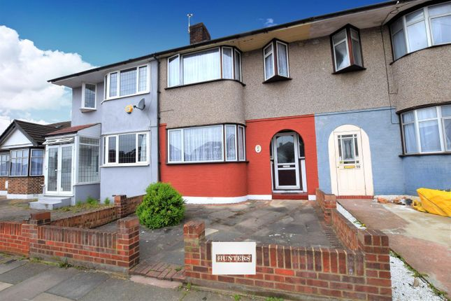 Thumbnail Terraced house to rent in Somerville Road, Chadwell Heath