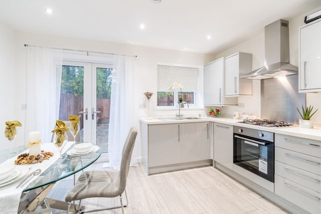 Thumbnail Mews house for sale in Willow Tree Court, Heckmondwike
