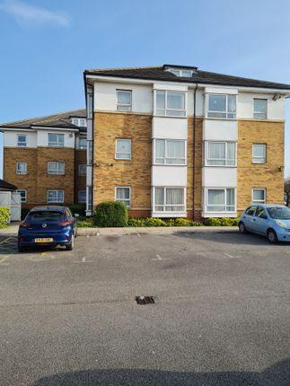 Thumbnail 2 bed flat for sale in Goresbrook Road, Dagenham
