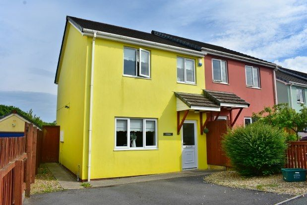 Thumbnail Property to rent in Vineyard Vale, Saundersfoot