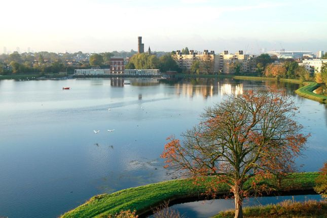 Thumbnail Flat for sale in Waterside Apartments, Woodberry Park, New Instruction