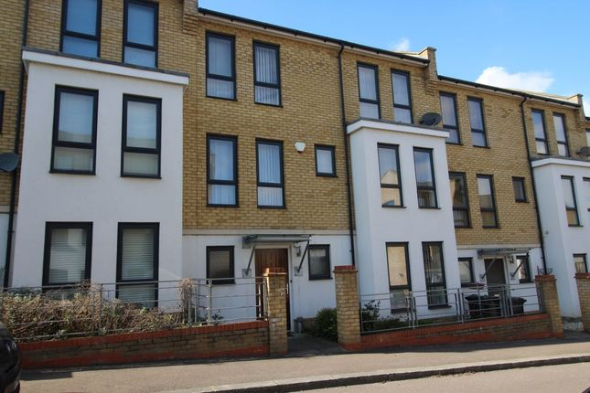 Thumbnail Terraced house for sale in Waterstone Way, Greenhithe
