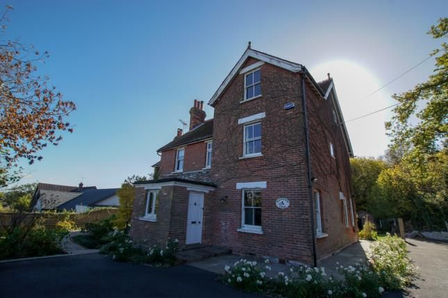 Thumbnail Detached house for sale in Vicarage Road, Burwash Common, Etchingham, East Sussex