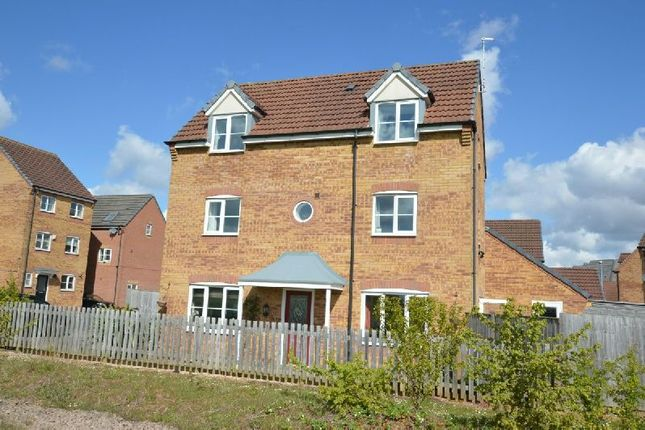 Thumbnail Detached house for sale in Goodheart Way, Thorpe Astley, Leicester