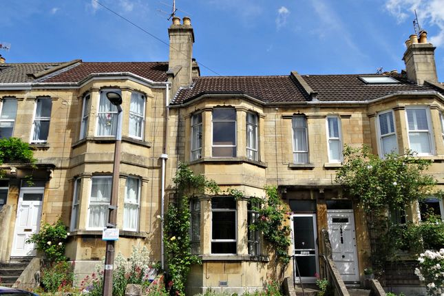 Thumbnail Terraced house for sale in First Avenue, Bath