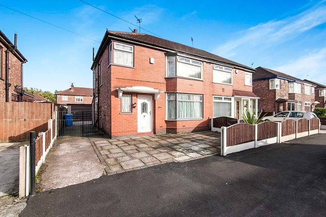3 bed semi-detached house for sale in Mount Drive, Urmston, Manchester