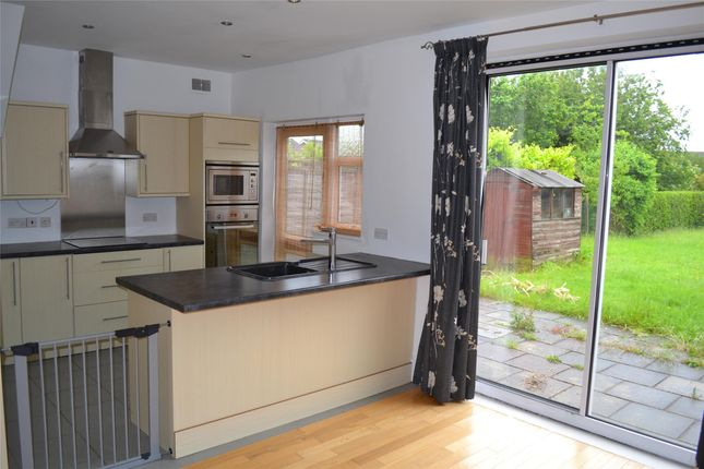 Thumbnail Semi-detached house to rent in Rosslyn Avenue, Harold Wood, Romford