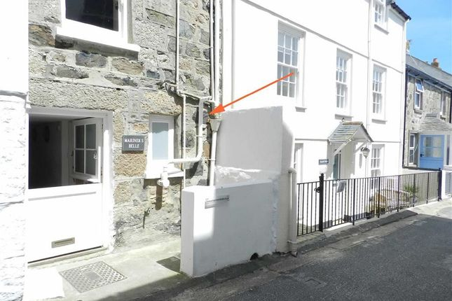 Thumbnail Flat for sale in Back Road East, St. Ives