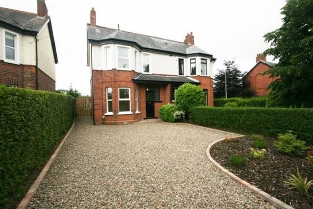Thumbnail Semi-detached house to rent in Ardenlee Avenue, Ravenhill, Belfast