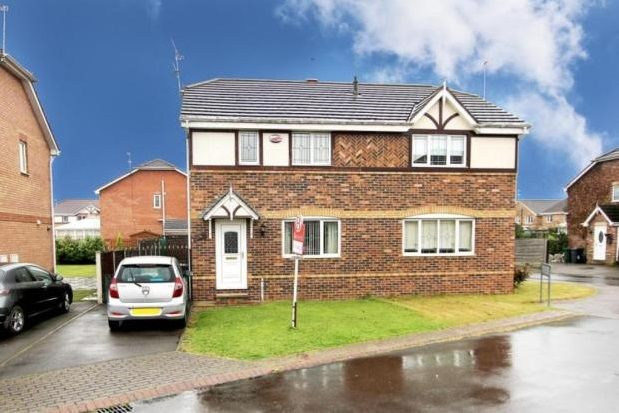 Thumbnail Property to rent in Granby Court, Armthorpe, Doncaster