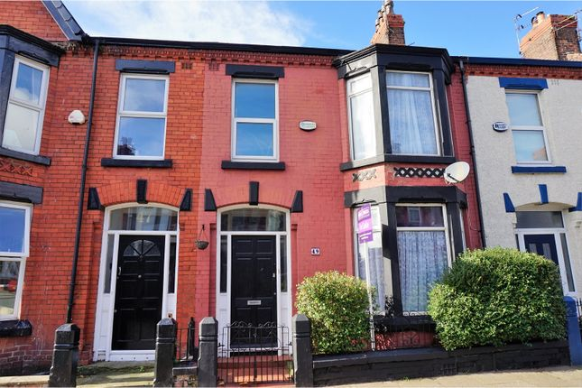 Thumbnail Terraced house for sale in Charles Berrington Road, Liverpool