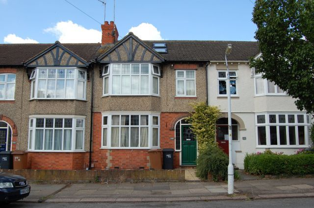 Thumbnail Terraced house to rent in Ardington Road, Abington, Northampton