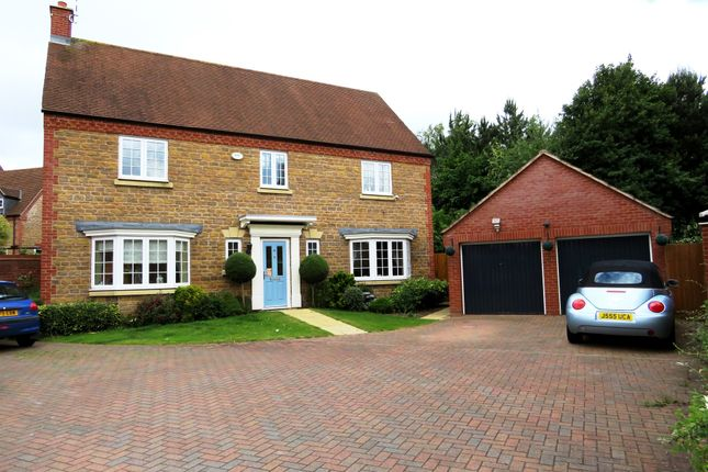 Thumbnail Detached house for sale in Long Hassocks, Rugby