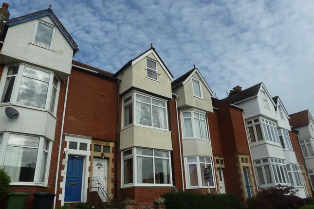 Thumbnail Terraced house to rent in Sylvan Road, Lower Pennsylvania, Exeter